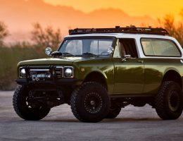 1977 International Scout II Traveler Custom – RM Sotheby's AZ 2018 Preview