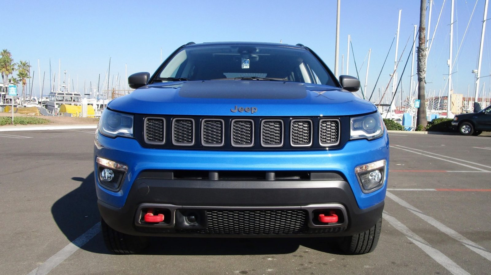 2017 jeep compass trailhawk ben lewis 3. Black Bedroom Furniture Sets. Home Design Ideas