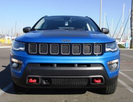 2017 Jeep COMPASS Trailhawk 4×4 – Road Test Review – By Ben Lewis