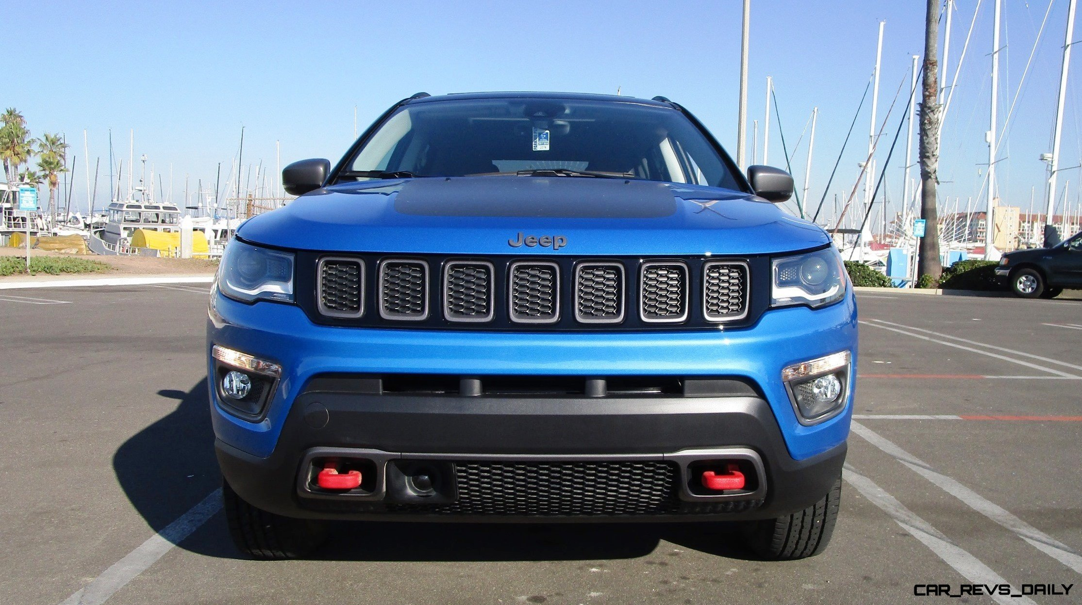 2017 jeep compass trailhawk 4x4 road test review by ben lewis. Black Bedroom Furniture Sets. Home Design Ideas