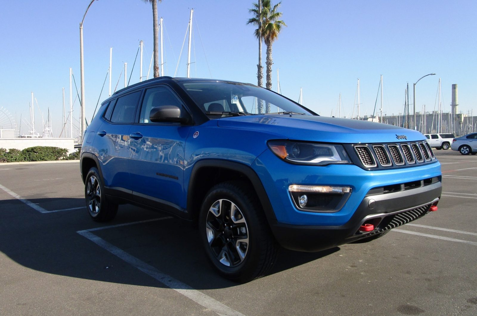 2017 jeep compass trailhawk ben lewis 4. Black Bedroom Furniture Sets. Home Design Ideas