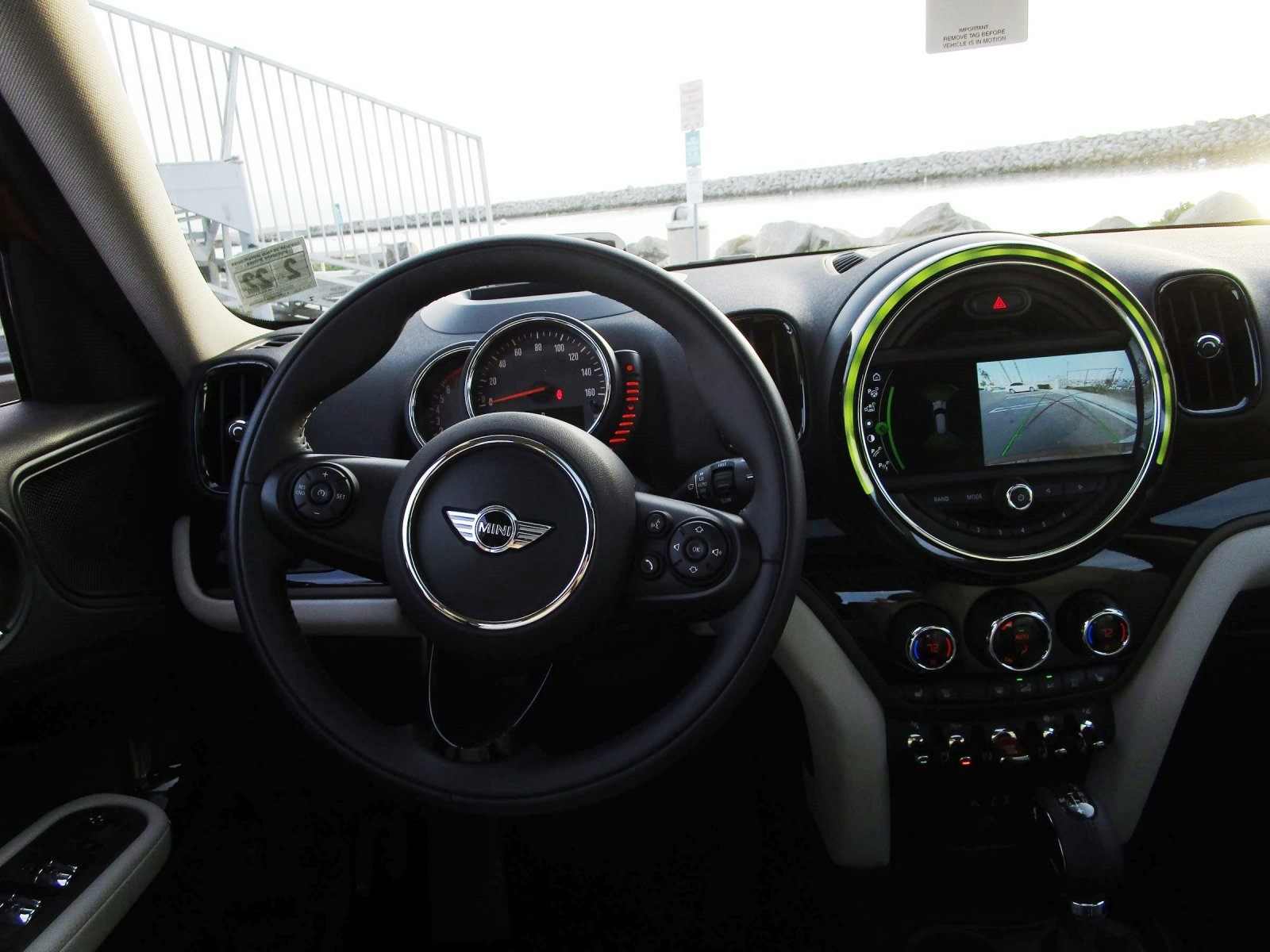 2017 Mini Countryman Interior 10