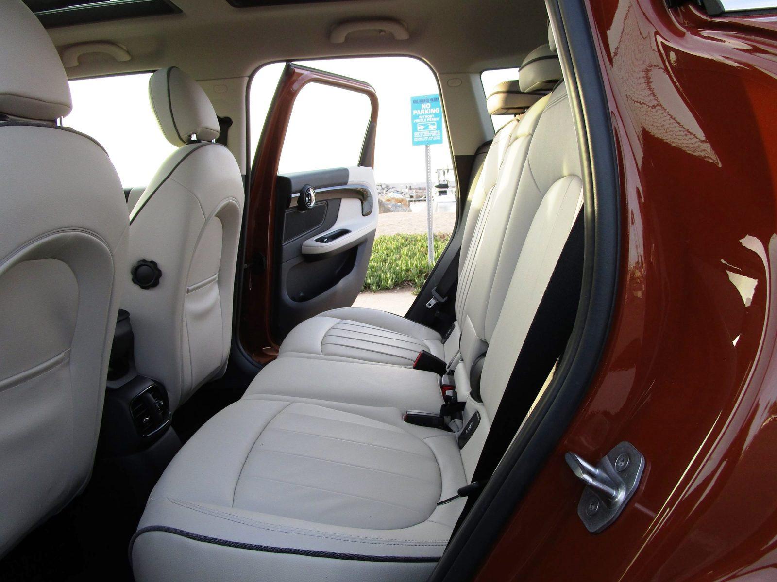 2017 Mini Countryman Interior 3