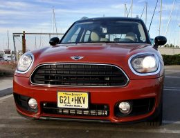 2017 Mini Cooper Countryman ALL4 – Road Test Review – By Ben Lewis