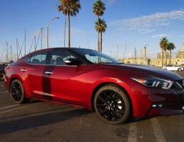 2017 Nissan Maxima SR – Road Test Review – By Ben Lewis