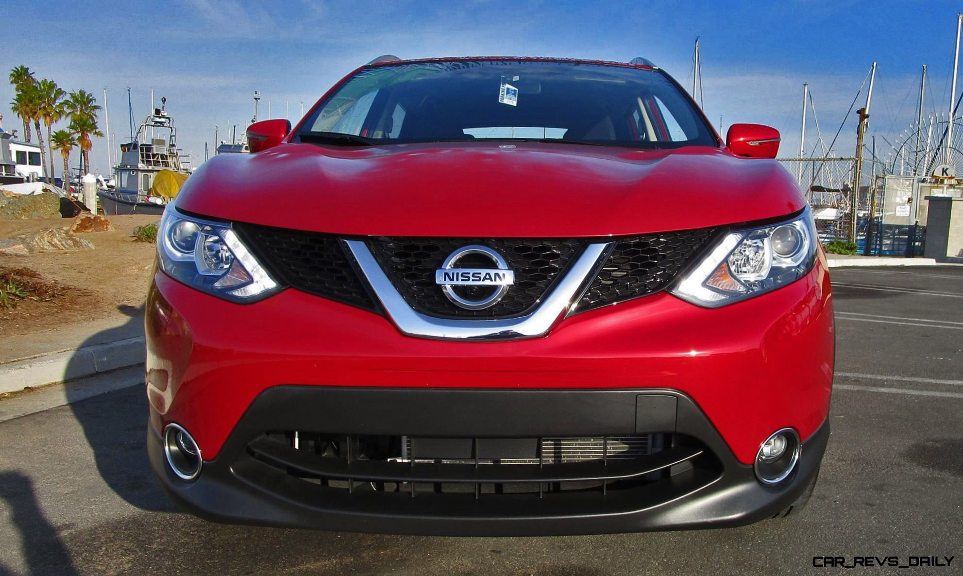 2017 nissan rogue sport sv awd road test review by ben lewis car shopping. Black Bedroom Furniture Sets. Home Design Ideas