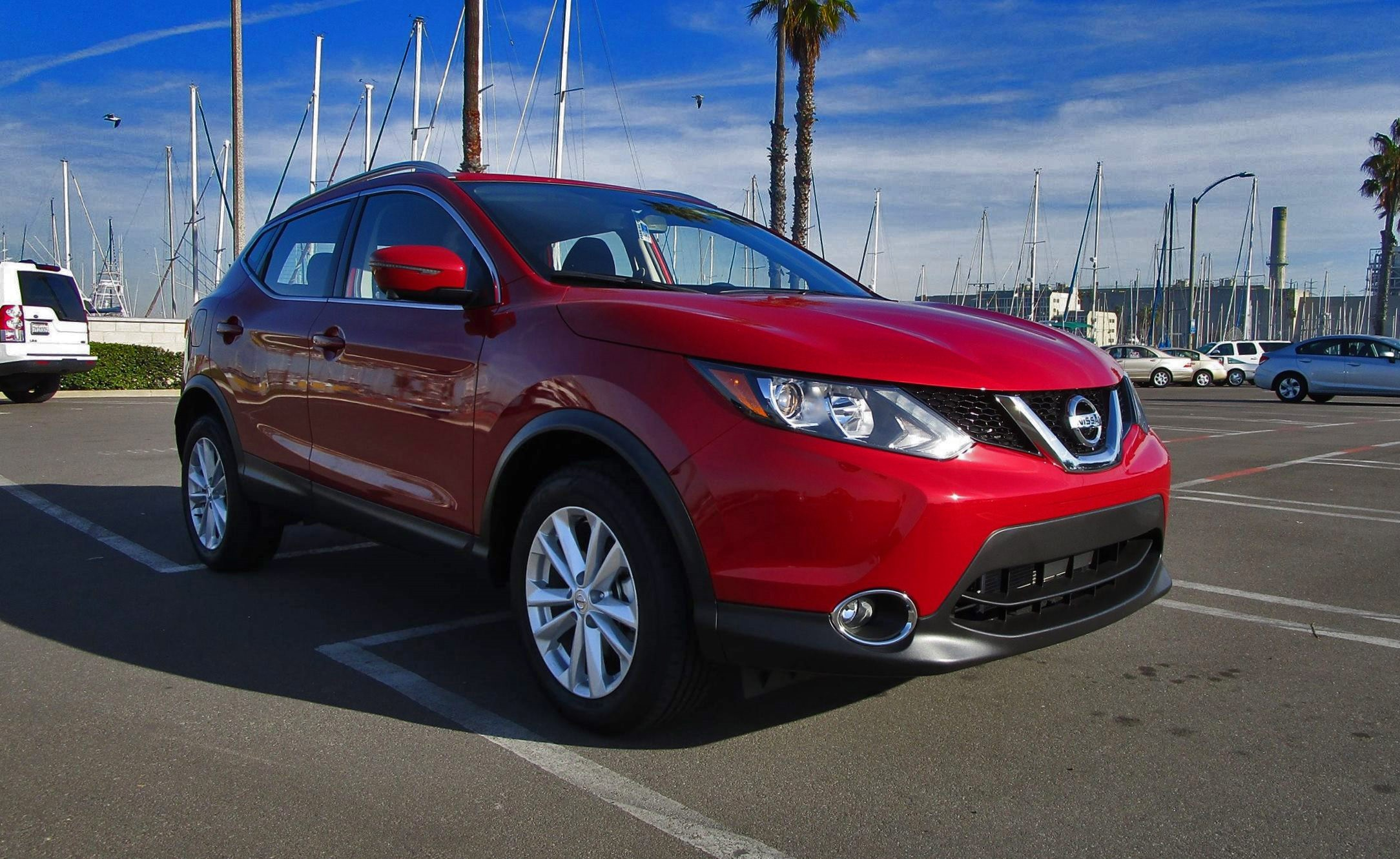 2017 nissan rogue sport sv awd road test review by ben lewis. Black Bedroom Furniture Sets. Home Design Ideas