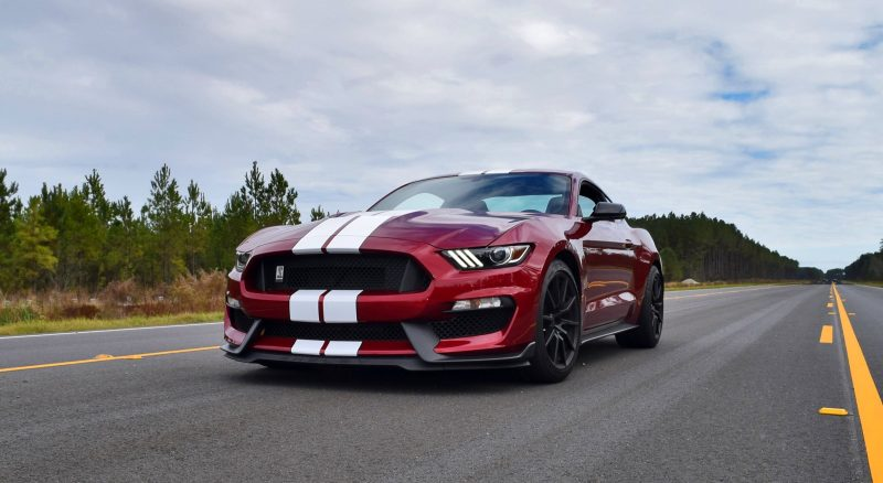 2017 SHELBY GT350 13
