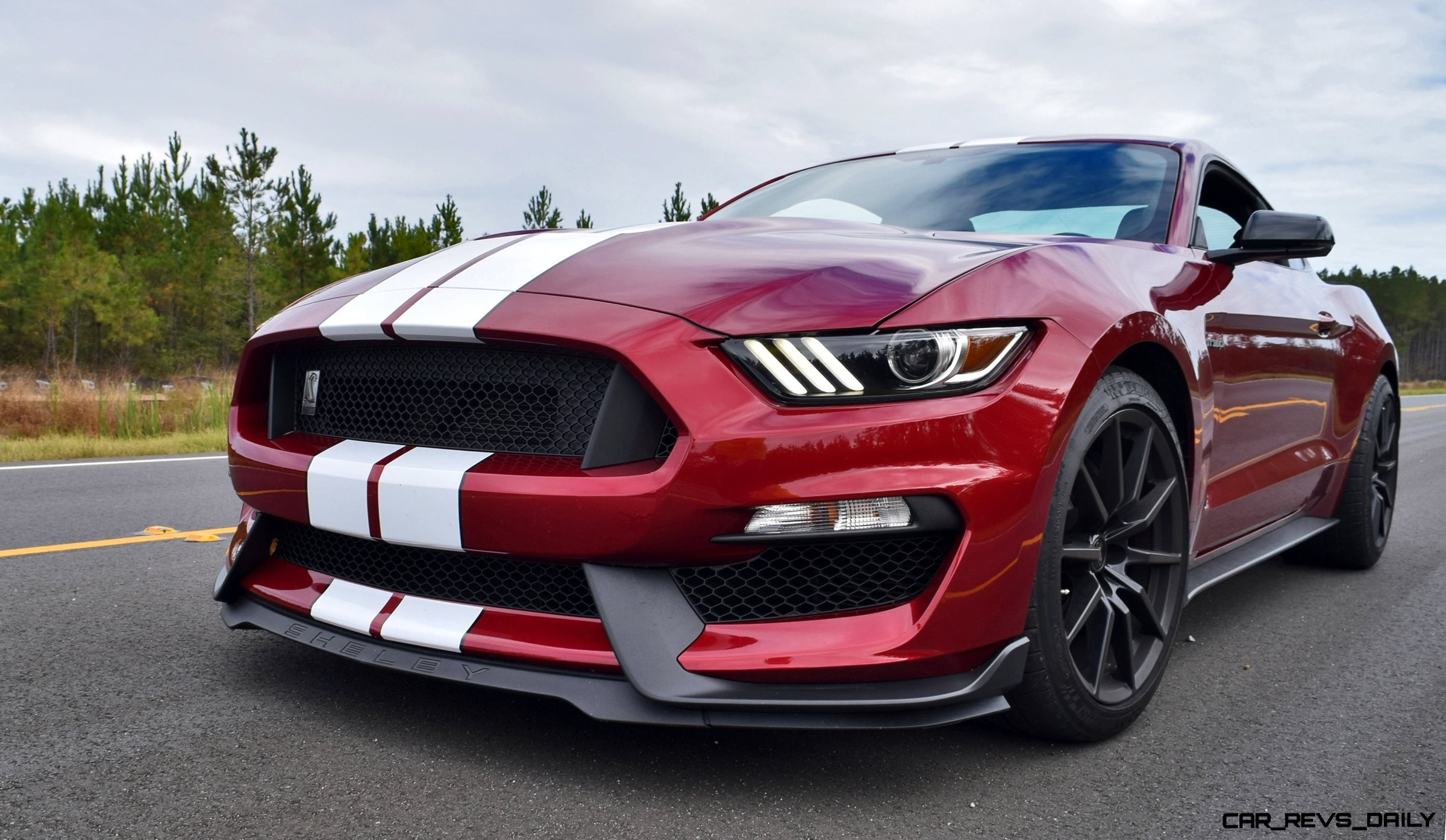 2017 shelby gt350 road race review w 5 hd videos