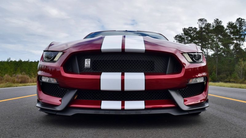 2017 SHELBY GT350 45