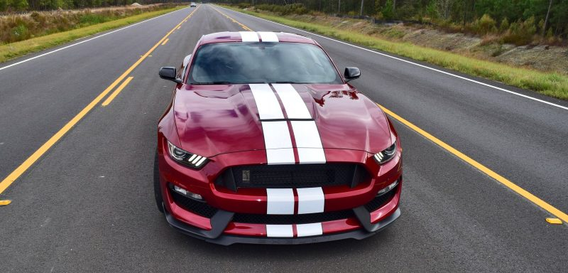 2017 SHELBY GT350 50