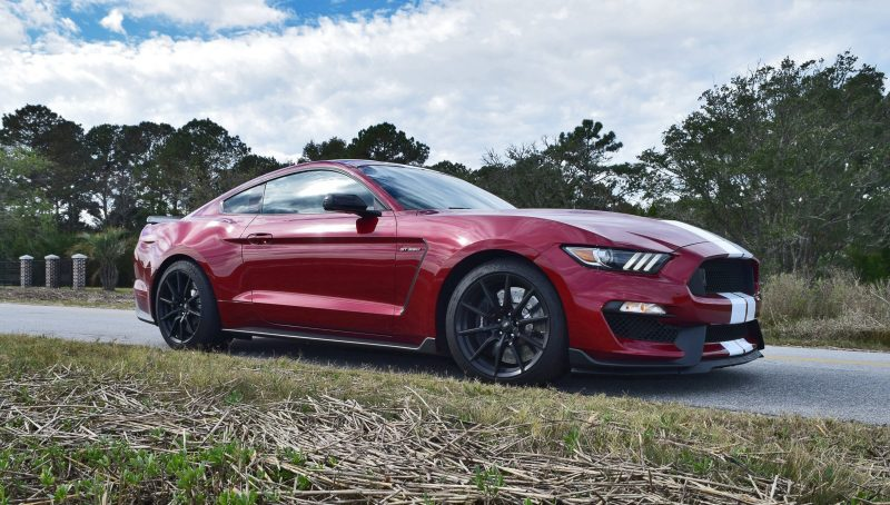 2017 SHELBY GT350 62