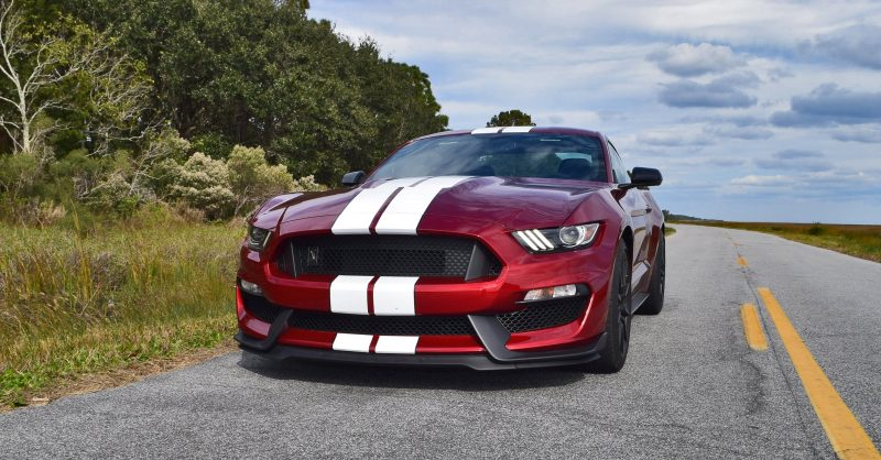 2017 SHELBY GT350 73