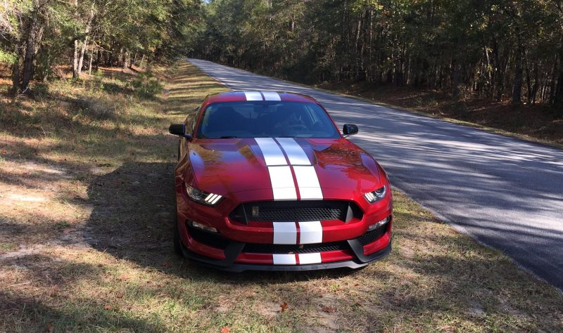 2017 SHELBY GT350 86