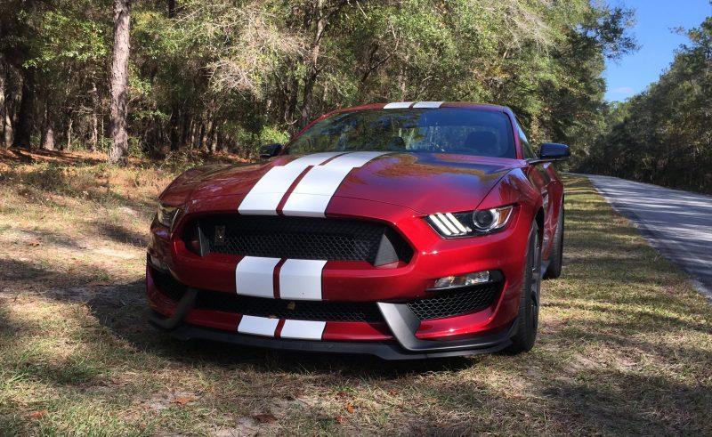 2017 SHELBY GT350 89