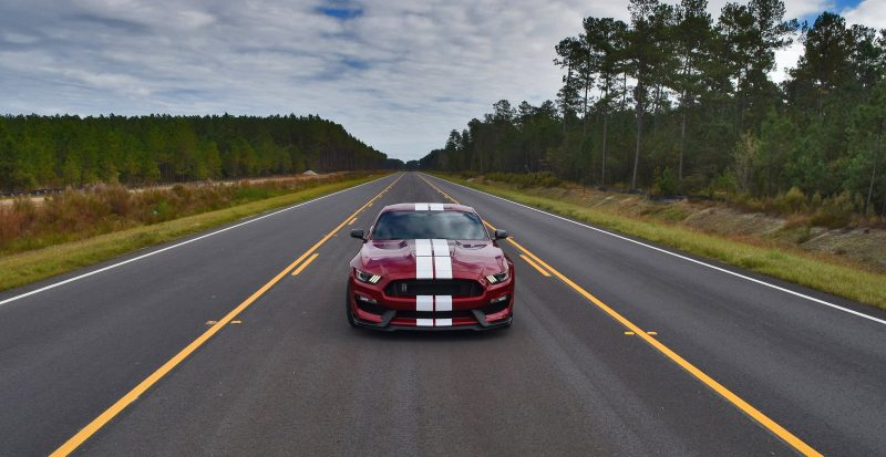 2017 SHELBY GT350 9