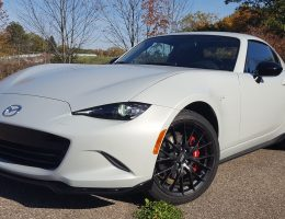 Road Test Review: 2017 Mazda MX-5 RF Club (6MT) – By Carl Malek