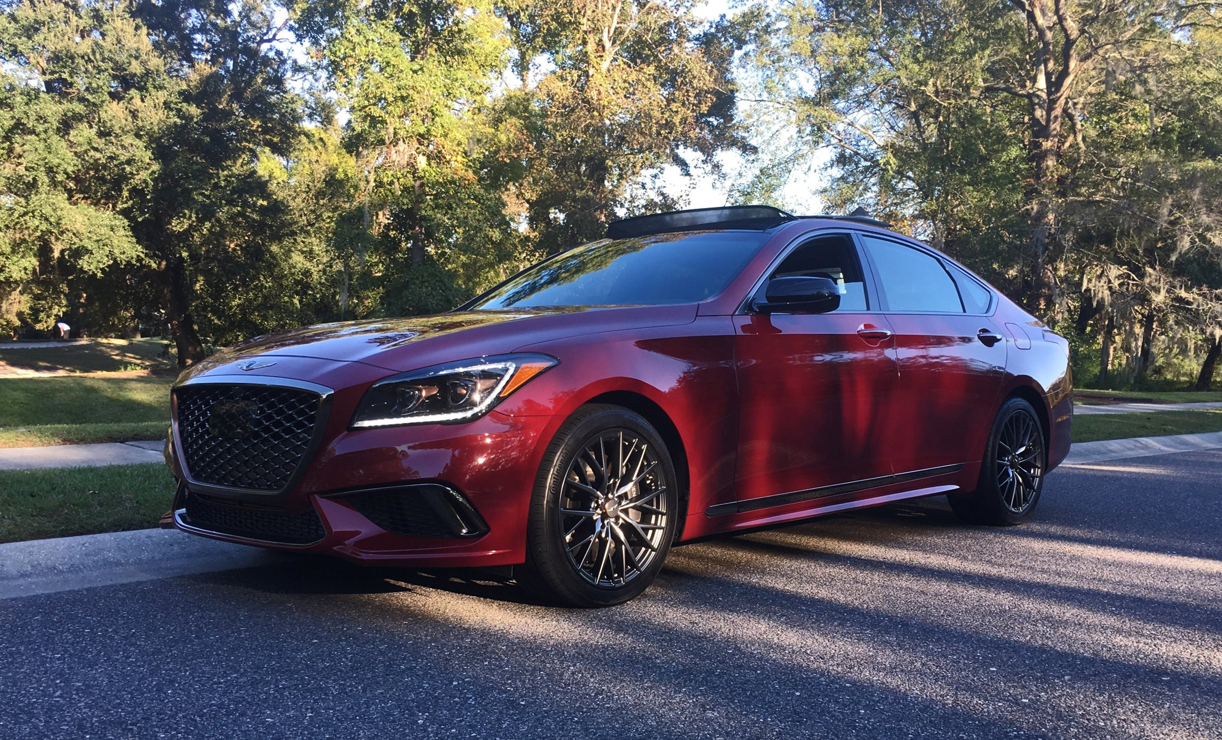 2018 Genesis G80 3 3t Sport Best New Cars For 2018