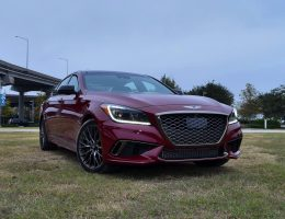 2018 Genesis G80 Sport RWD – Road Test Review