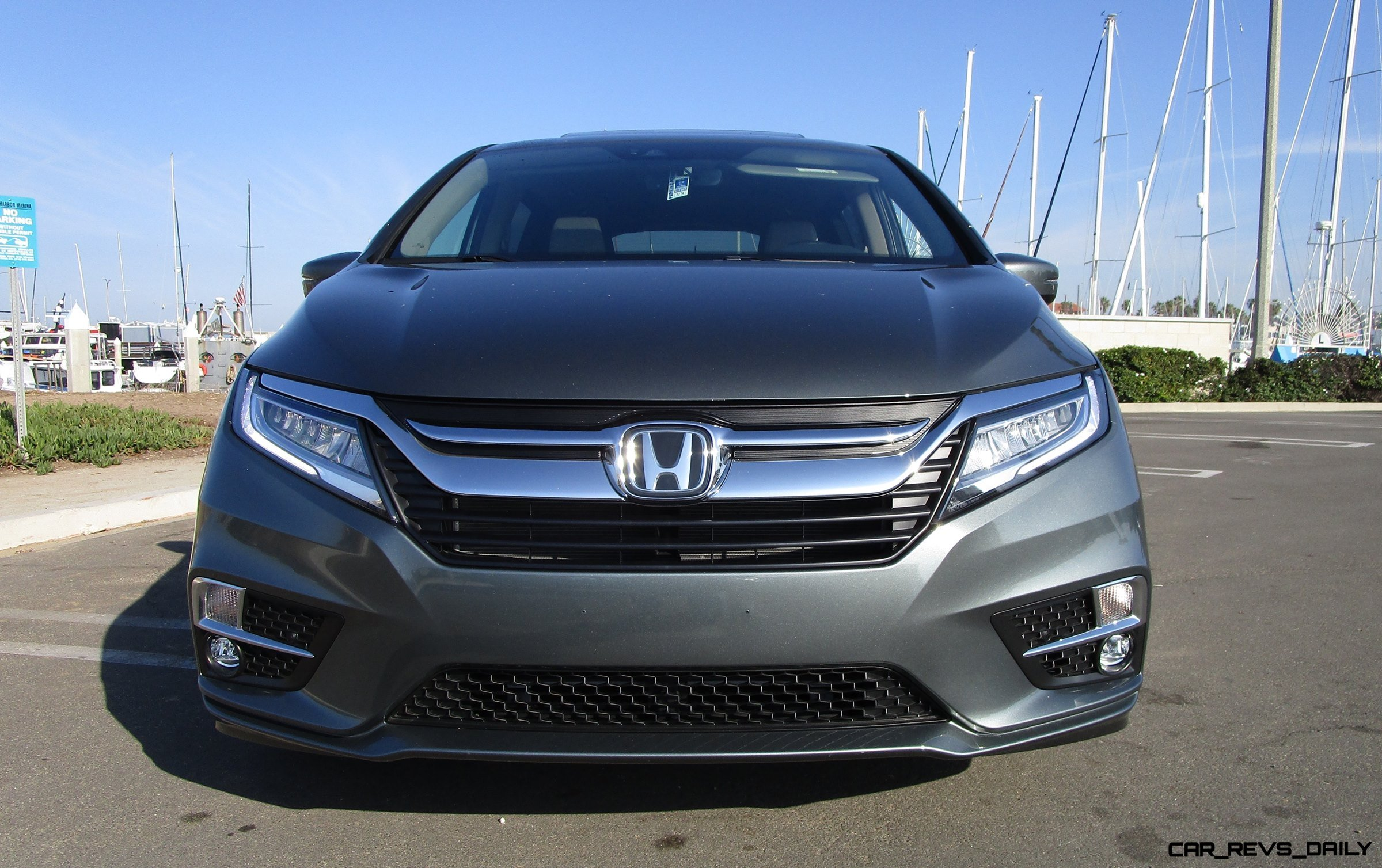 2018 honda odyssey elite road test review by ben lewis