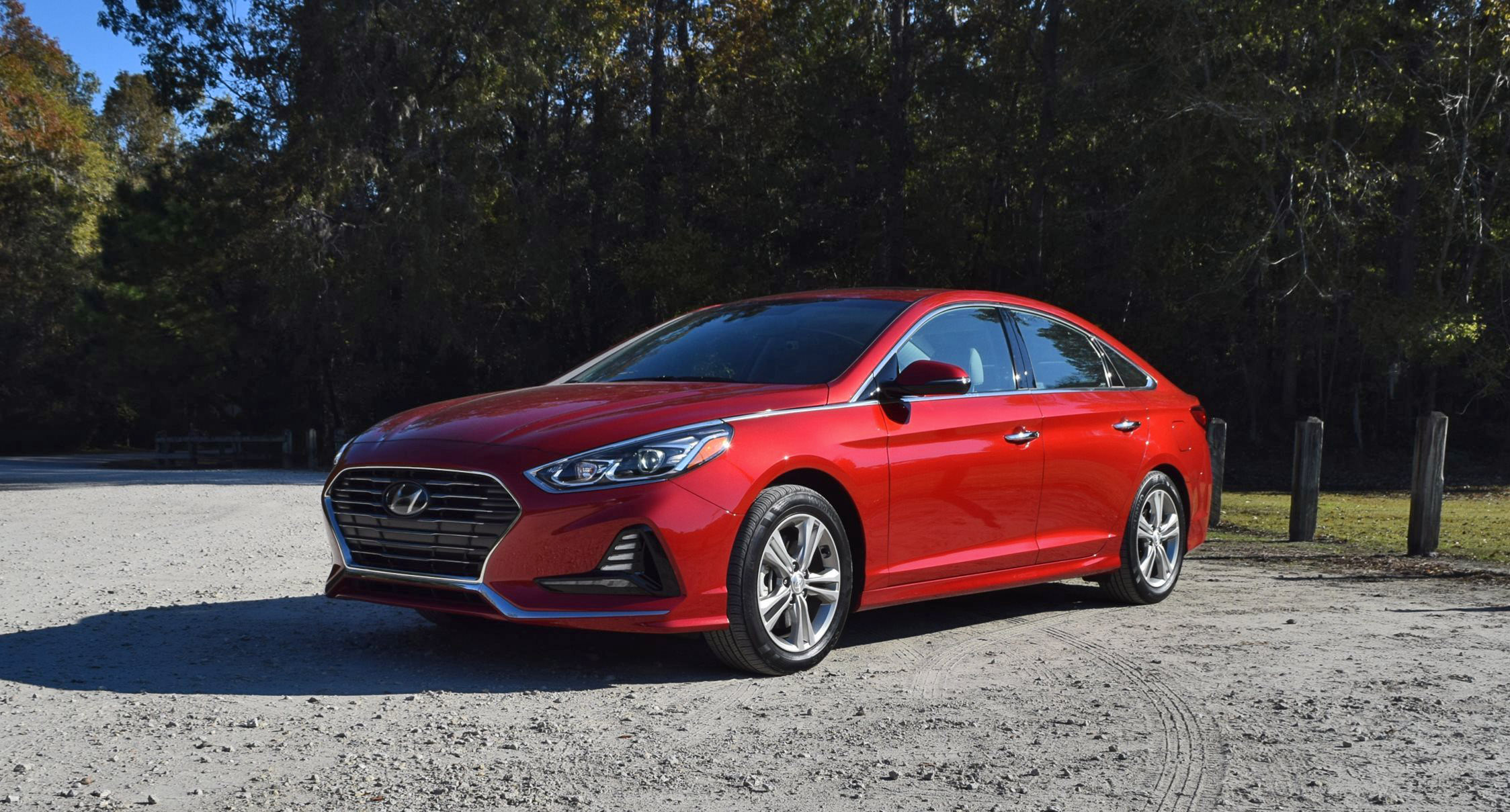 2018 hyundai sonata 2 4l limited road test review. Black Bedroom Furniture Sets. Home Design Ideas
