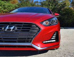 2018 Hyundai Sonata 2.4L Limited – Road Test Review