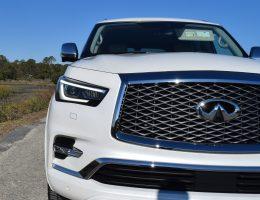 2018 INFINITI QX80 - First Drive Review w/ Performance Handling Video