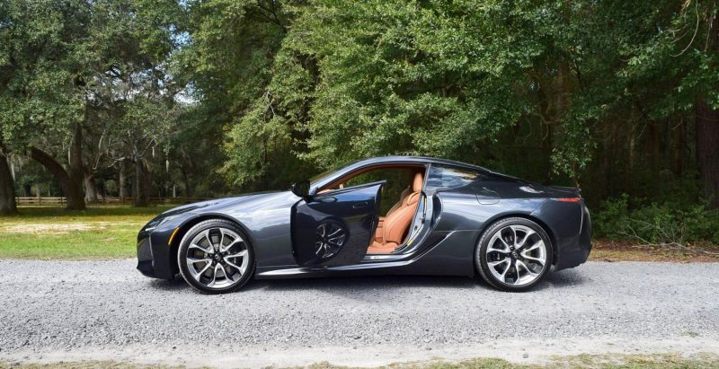 2018 Lexus LC500 - Supercar of the Year 1