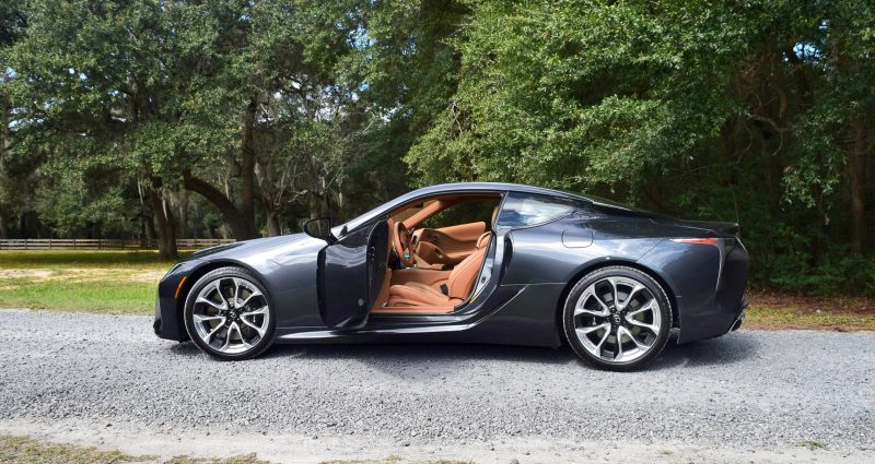 2018 Lexus LC500 - Supercar of the Year 2