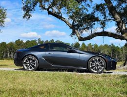 2018 Lexus LC500 – Supercar of the Year – Road Test Review