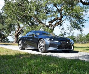 2018 Lexus LC500 U2013 Supercar Of The Year U2013 Road Test Review