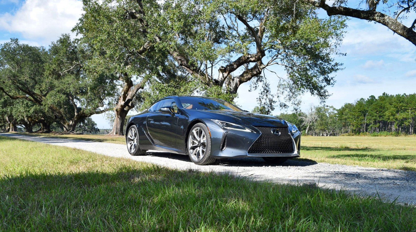 2017 Lexus Supercar Executive Car