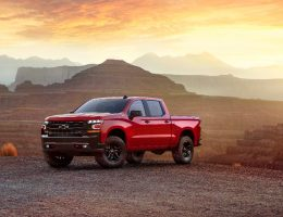Chevrolet Tames The Trail With All New 2019 Silverado TrailBoss, Model To Highlight Eight Trim Level Range