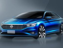 Volkswagen Teases 2019 Jetta Ahead of NAIAS