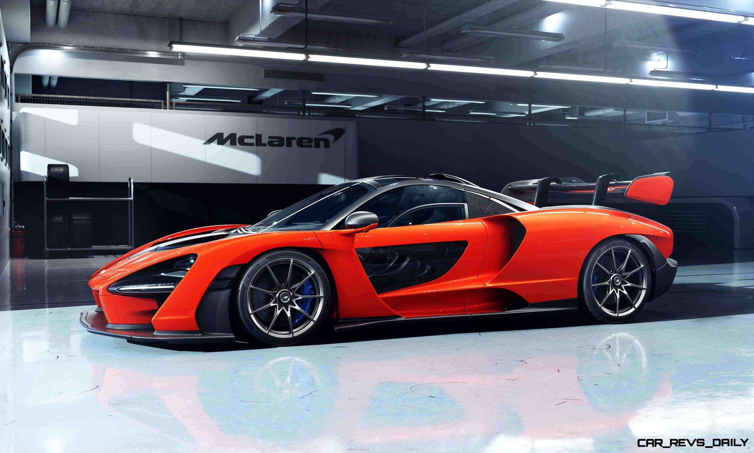 2018 McLaren SENNA – P15 Ultimate Series is Raw Purists Special