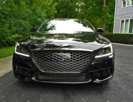 "2018 Genesis G80 Sport 3.3T RWD – Road Test Review – By Ken ""Hawkeye"" Glassman"