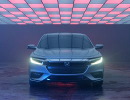 Honda Showcases Revived Insight Hybrid, Has Prius In Its Crosshairs