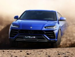 2019 Lamborghini URUS – World Premiere of SSUV – Son of a Rambo Lambo