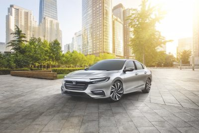 Honda Provides Insight Into Its Green Fueled Ambitions With Insight Prototype