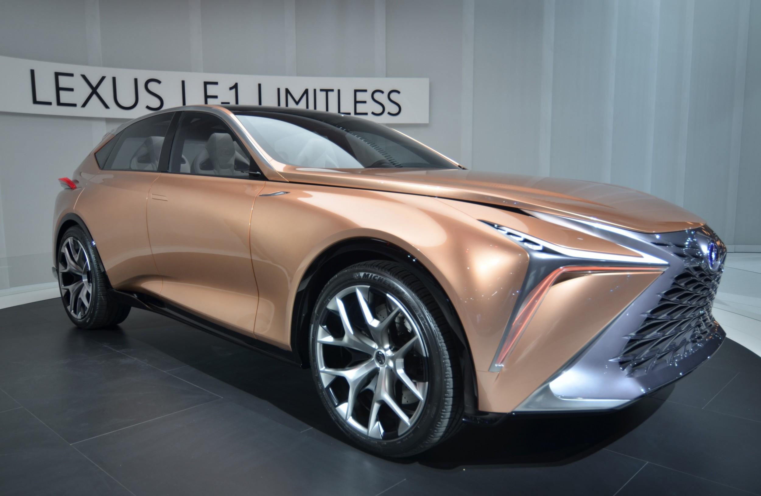 Naias 2018 debut lexus lf 1 limitless concept gs sized f suv of naias 2018 debut lexus lf 1 limitless concept gs sized f suv of future freerunsca Choice Image