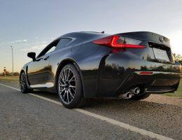 2017 Lexus RC-F – Road Test Review – Introducing Jesus R. Garcia