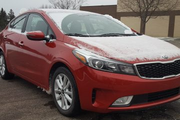 Road Test Review – 2017 Kia Forte S – By Carl Malek
