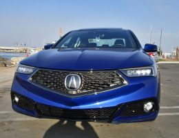 2018 Acura TLX A-Spec V6 SH AWD – Road Test Review – By Ben Lewis