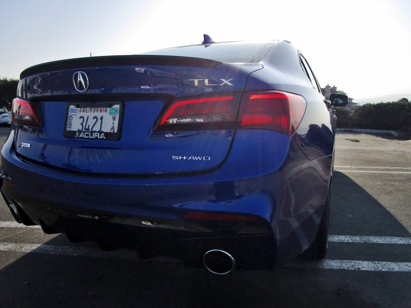 2018 Acura TLX A-Spec V6 SH AWD 10