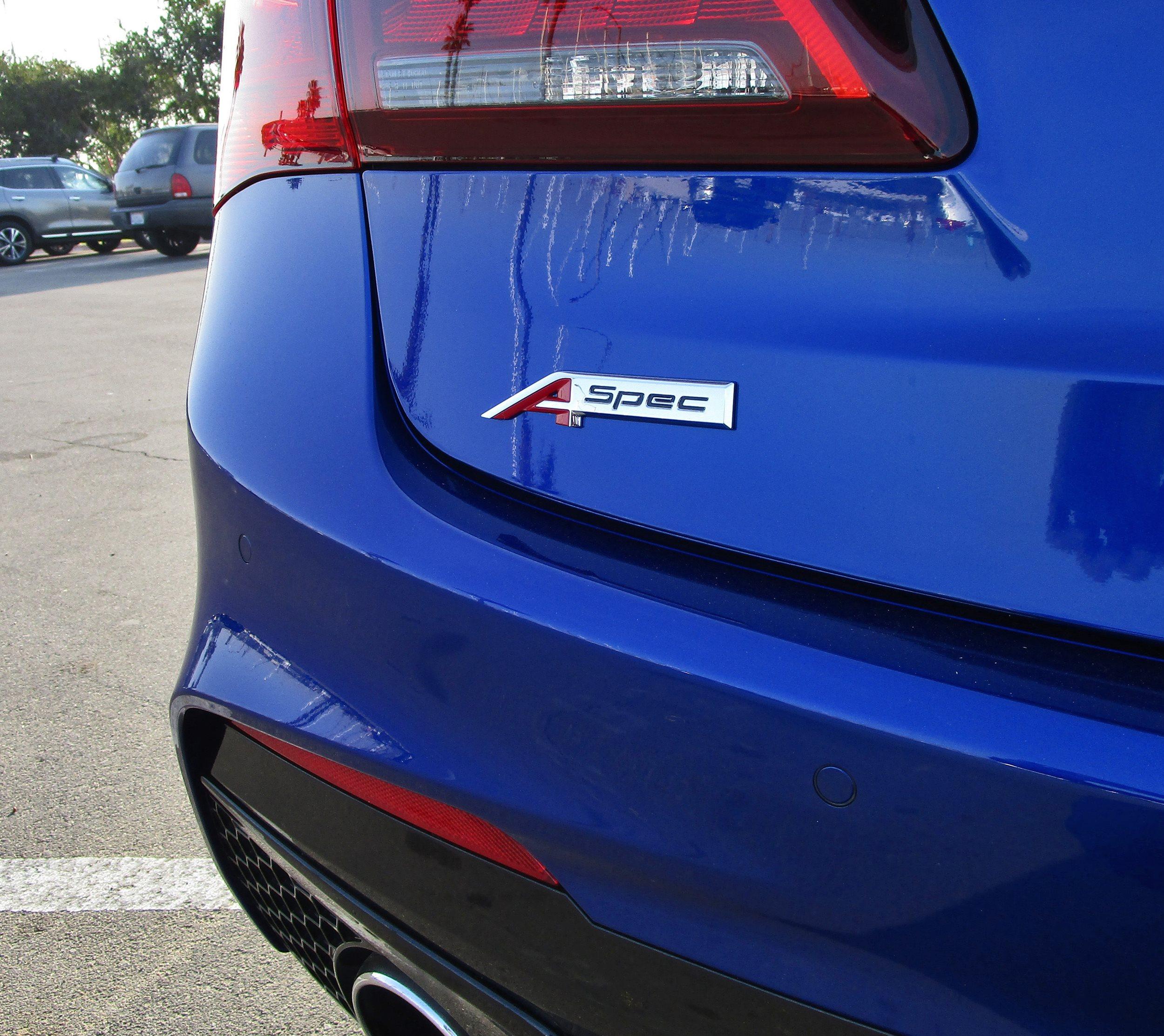 2018 Acura TLX A-Spec V6 SH AWD