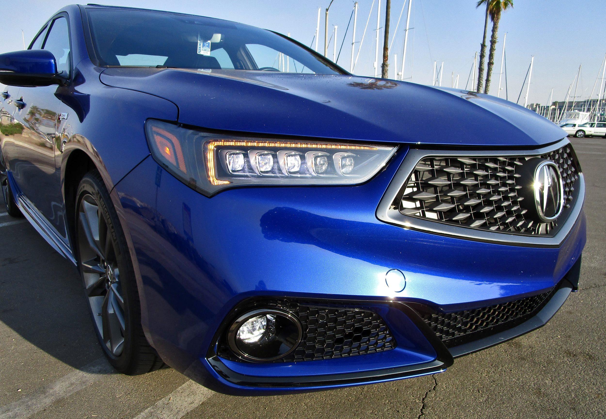 2018 Acura Tlx A Spec V6 Sh Awd 5