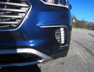 2018 Hyundai Santa Fe Ultimate LWB 12
