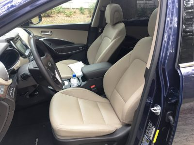 2018 Hyundai Santa Fe Ultimate LWB 16