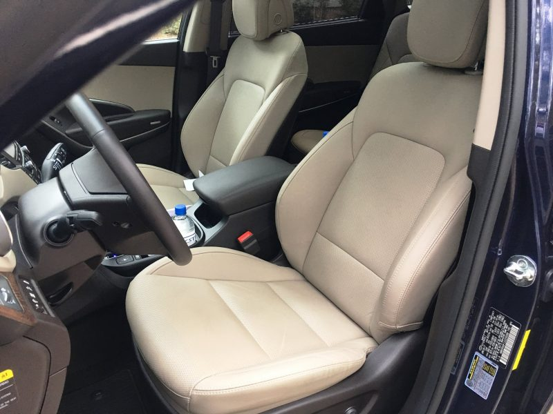 2018 Hyundai Santa Fe Ultimate LWB 17