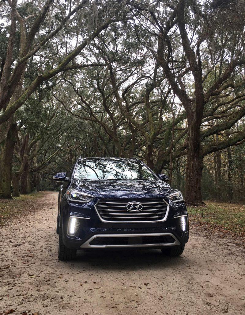 2018 Hyundai Santa Fe Ultimate LWB - Road Test Review ...